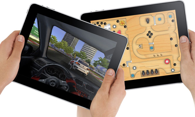 Top 10 Popular iPad 2 Games