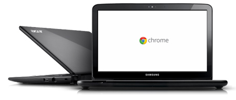 Google Chromebook Chrome OS