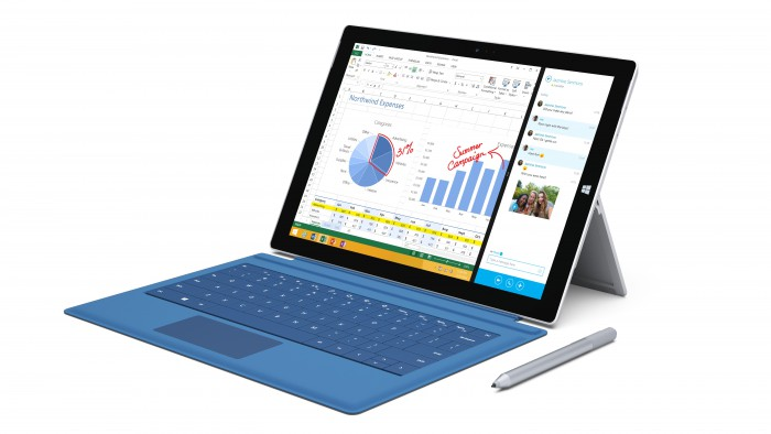 Surface Pro 3 aims to give you desktop PC power in a portable convertible tablet form
